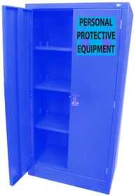 Personal Protective Equipment Cabinets