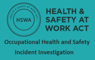 Produce an Occupational Health and Safety Incident Investigation (US 17601)