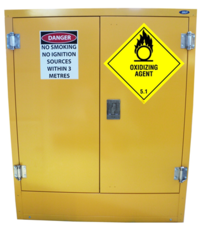 Oxidizing Agents 5.1 Storage Cabinets