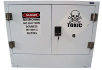 Toxic Substances Cabinets